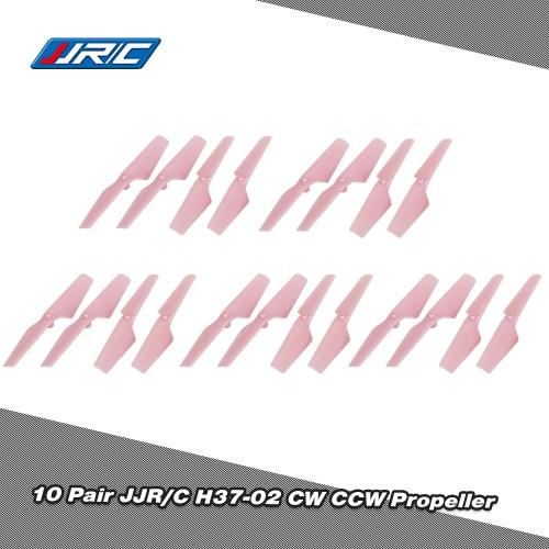 10 Pair Original JJR/C H37-02 CW CCW Propeller for JJR/C H37 E50 GoolRC T37 Selfie Drone RC Quadcopter