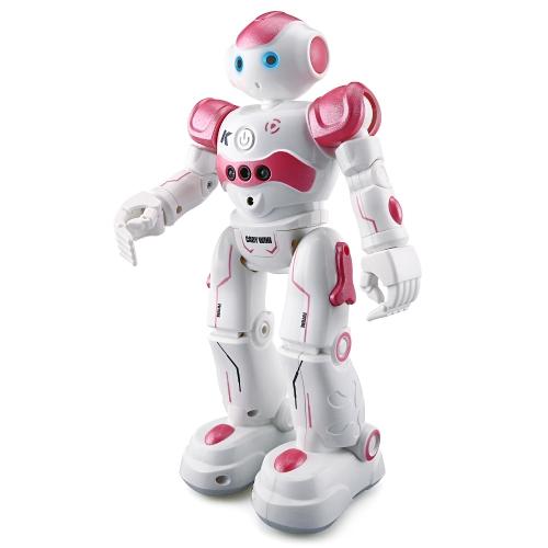 JJR / C R2 CADY WIDA Интеллектуальное программирование Gesture Control Robot RC Toy Gift для детей Детское развлечение