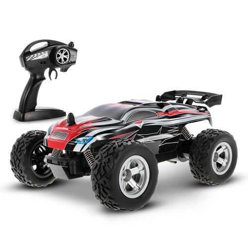 K24-1 1-24 2.4G 2WD 15KM-h High Speed Electric RTR Off-road Buggy Monster RC Racing Car