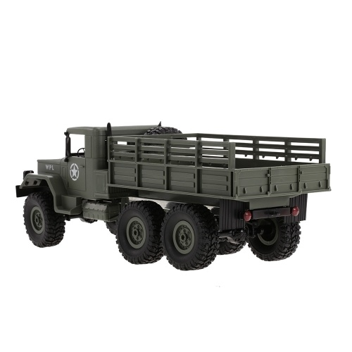 WPL B-16 1/16 Military Truck RC Crawler RTR