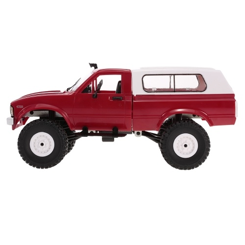 WPL C-24 2.4G 4WD 1:16 Off Road Rock Crawler with Front LED RC Car RTR Image