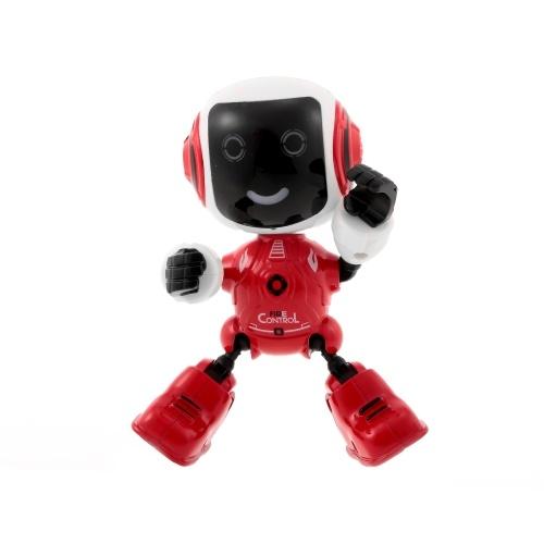 99611 Smart Robot Touch Control DIY Моделирование Talk RC Toy Phone Holder Gift для детей
