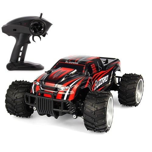 9504 1/16 2.4G 4WD RC fuoristrada Car Buggy