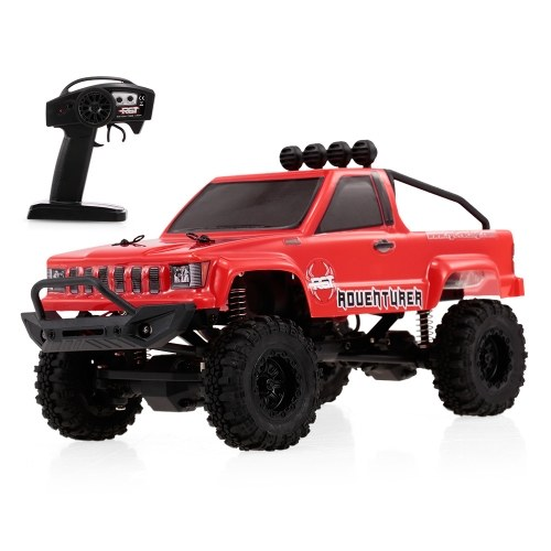 RGT 136240 1/24 2.4G 4WD 15KM / H RC Rock Crawler Off-Road Buggy Car Kids Toy