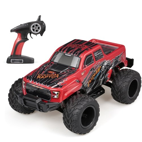 8812 1/12 2.4G 4WD Full-Scale High Speed ​​35 km / h RC Rock Crawler Offroad Monster Klettern Auto Kinder Spielzeug für Jungen