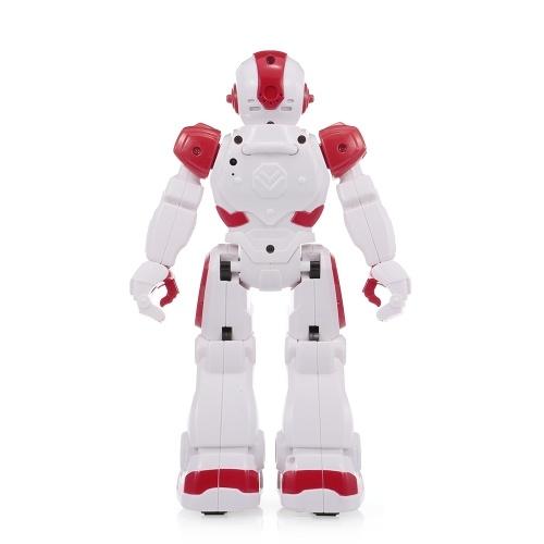 Интеллектуальный интеллектуальный робот Обучающий RC-игрушка Программируемый датчик жестов Музыкальный танец для детей