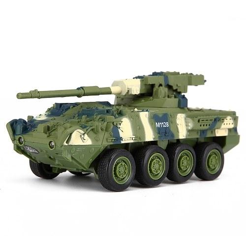 Criar Brinquedos 8021 RC Battle Tank Car Controle Remoto RC Toy