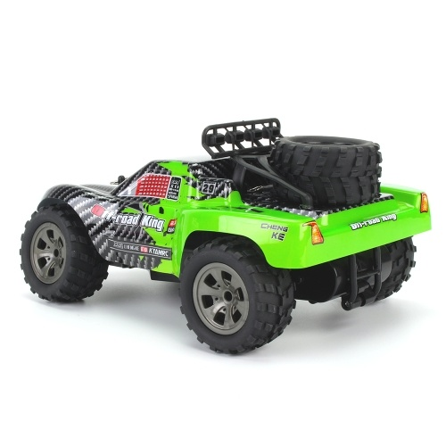 KY-1885B 2.4GHz 1/18 2WD Big Wheel RC Car