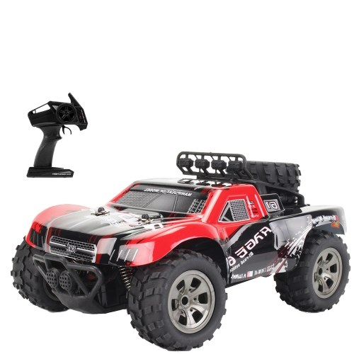 KY-1885A 2.4GHz 1/18 2WD Grande Roda RC Carro Off-Road King Short Truck