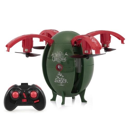 YU XIANG 668-A6HW X-mas Flying Egg Drone