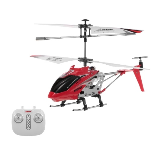 Syma S107H 3CH 2.4GHZ Hover Höhe Halten Fernbedienung Hubschrauber
