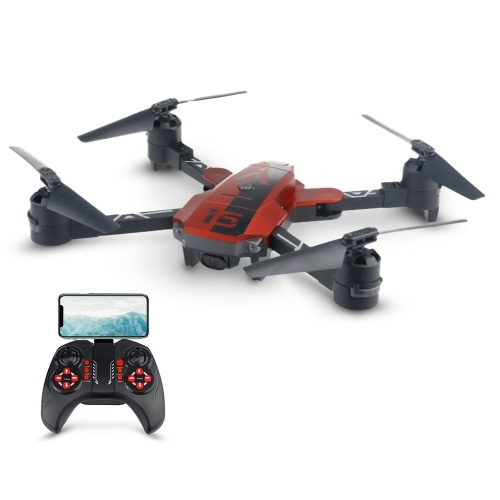 NEWAO TOYS A15HW Drone com câmera 720P