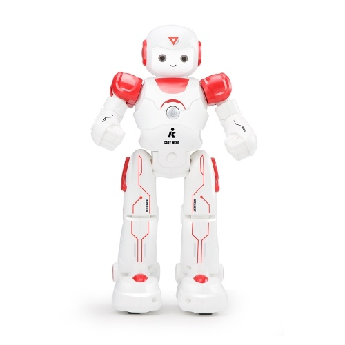 JJR/C R12 Cady Wiso RC Dancing Robot with Music LED Light