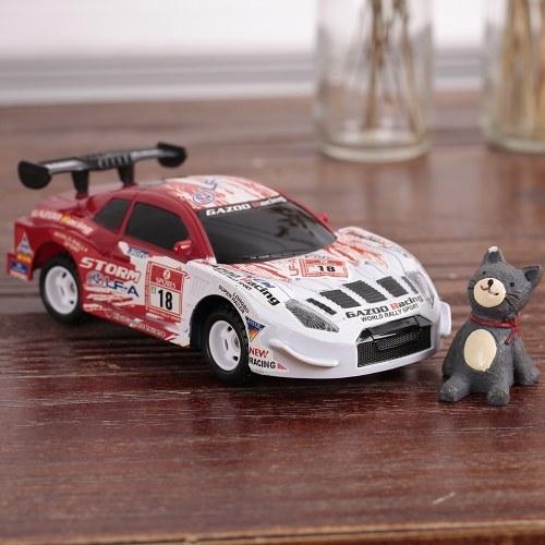 RC Car 2.4G Racing Car 4WD DIY Высокоскоростной автомобиль