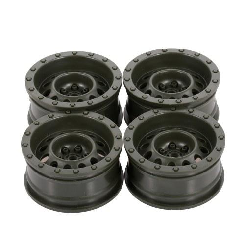 4pcs AUSTAR 1.9 Inch Wheel Hub Rim Set