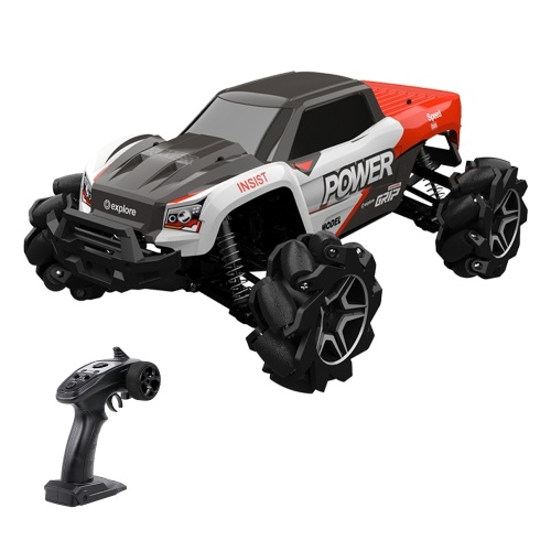 1/12 Carro RC 4 Motores 4WD Stunt Drift Climbing Car
