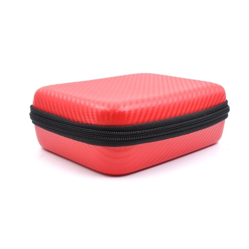 STARTRC Carry Case Mini Hard Travel Storage Bag PU Handbag for DJI Osmo Mobile 3 Action Camera