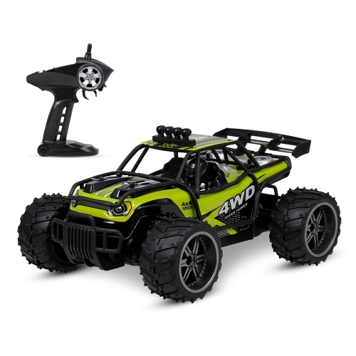 X-POWER S009 1/16 RC Car 4WD 2.4Ghz Off Road RC Truck Big Foot car a corto raggio
