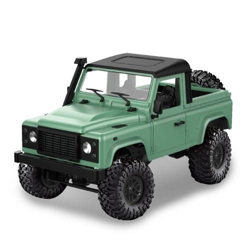 MN-D91 Rock Crawler 1/12 4WD 2.4G Camion fuoristrada ad alta velocità per controllo remoto