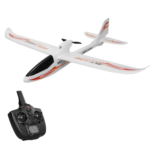 WLtoys F959S RC Airplane Fixed-wing SKY-King 2.4G 3CH 6-Axis Gyro Remote control Aircraft Glider RTF