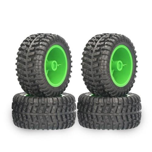 110 мм RC автомобильные шины 4 шт. 12 мм Hex для 1/12 1/14 1/10 Rock Crawler RC Car Wltoys 12427 12429 12423 144001 124019 124018