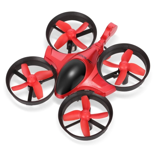 GoolRC Scorpion T36 2.4G 4CH 6-Axis Gyro 3D-Flip Anti-Crush UFO RC Quadcopter RTF Drone Отличные игрушки для подарков