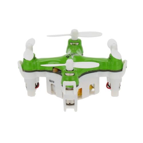 Оригинальный Cheerson CX-Stars Mini 2.4G 4CH 6 Axis Gyro RC Quadcopter UFO Drone с 3D-переключателями Безголовый режим