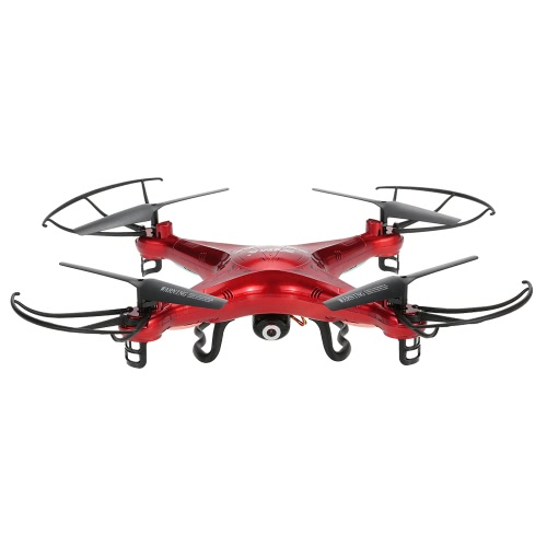 Syma X5C RTF RC Quadcopter - Red
