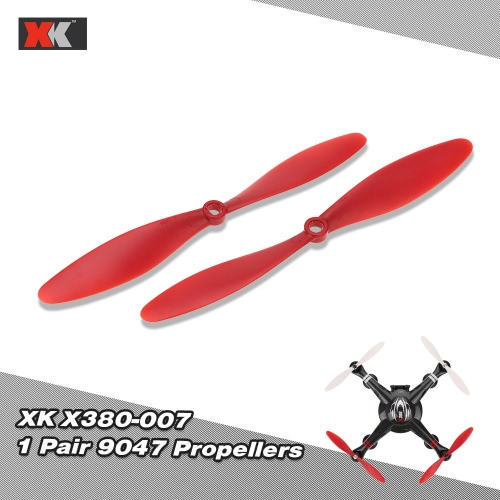 1 Pair Original XK X380-007 9047 Propellers for XK X380 RC Quadcopter