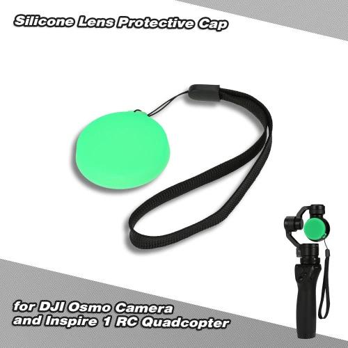 Silicone Lens Protective Cap for DJI Osmo Camera and Inspire 1 RC Quadcopter