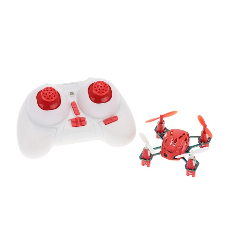 Original Hubsan NANO Q4 H111 2.4G 4-CH 6-Axis Gyro RTF Mini Drone Quadcopter & Nylon Box
