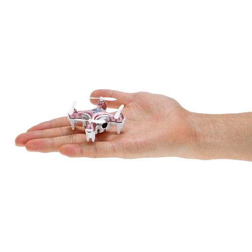 Cafago coupon: Cheerson CX-10W 4CH 6-Axis Gyro Wifi FPV RTF Mini RC Quadcopter with 0.3MP Camera