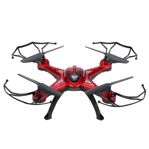 Original GoolRC T5 2.4GHz 4CH 6 axes Gyro RC Quadcopter avec une touche Retour CF Mode 360 ​​° Eversion Function