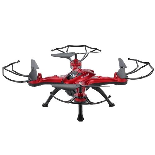 Оригинал GoolRC T5W Wifi FPV 0.3MP камера RC Quadcopter с одним ключом Return CF Режим 360 ° Эверсионная Функция
