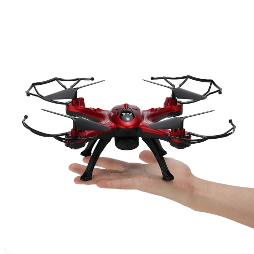 Original GoolRC T5G 5.8G FPV 2.0MP HD Camera RC Quadcopter with One Key Return CF Mode 360° Eversion Function