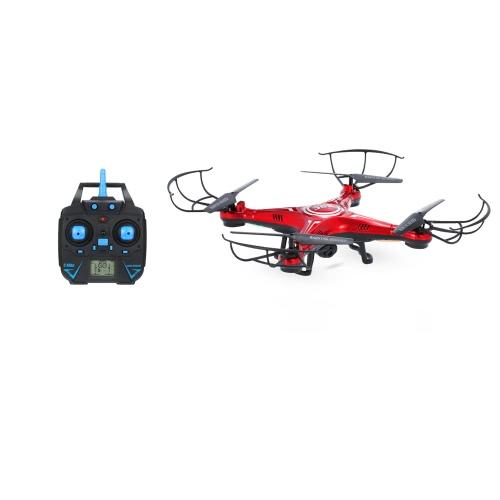 Оригинальная GoolRC X5C 2.4GHz 4CH 6-осевая гироскопия 2.0MP HD-камера RC Quadcopter с одним ключом Возврат CF-режим 360 ° Функция перевертывания