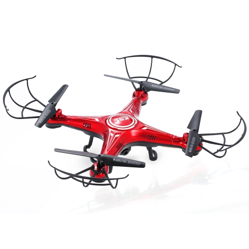 Original GoolRC X5C 2.4GHz 4CH 6-axis Gyro 2.0MP HD Camera RC Quadcopter with One Key Return CF Mode 360° Eversion Function