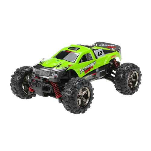 Original SUBOTECH CoCo-4WD BG1510B 2,4 GHz 1/24 Allradantrieb High Speed ​​Racing Car RC RTR Geländewagen