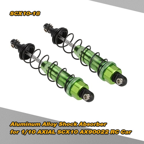 1/10 AXIAL SCX10 AX90022 RCカー用SCX10-18アルミ合金ショックアブソーバー