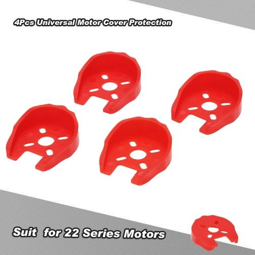 4Pcs Universal Motorabdeckung Schutz für 22mm Serie Motoren