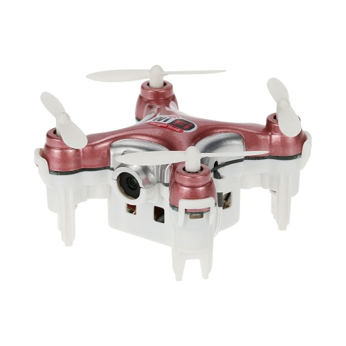 Original Cheerson CX-10WD-TX 2.4GHz 4CH 6-axis Wifi FPV 3D Eversion Mini Drone With 0.3MP Camera