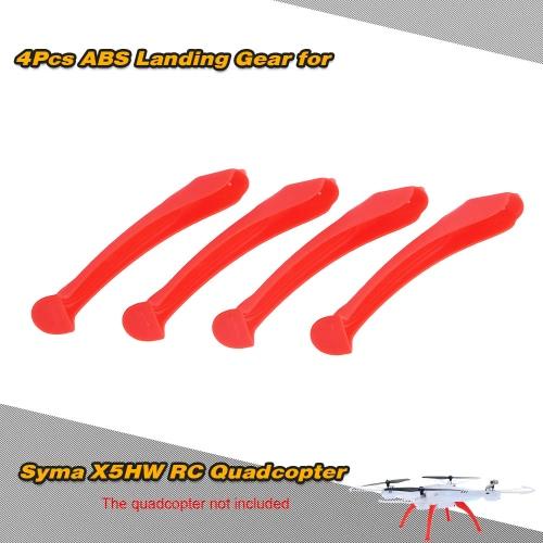 SYMA X5H X5HC X5HW RCクワッドローターのための4本ABSランディングギア