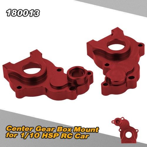 180013 Modified Parts Center Gear Box Mount (Shell Only) for 1/10 HSP 94180 Off-road Crawler RC Car