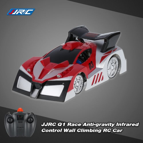 Original JJRC Q1 Race Anti-gravity Infrared Control Wall Climbing RC Car