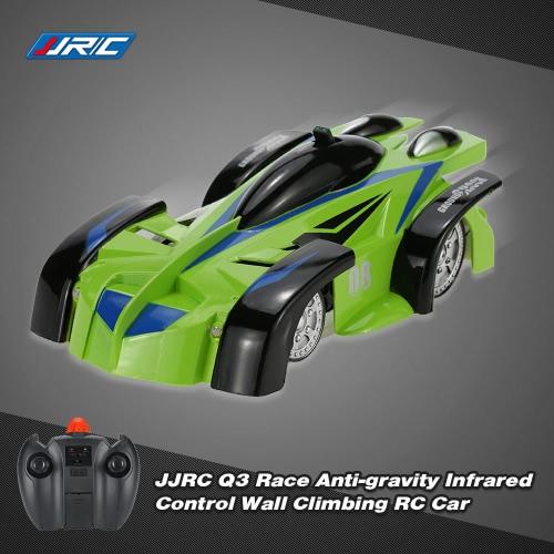 Original JJRC Q3 Race Anti-gravity Infrared Control Wall Climbing RC Car