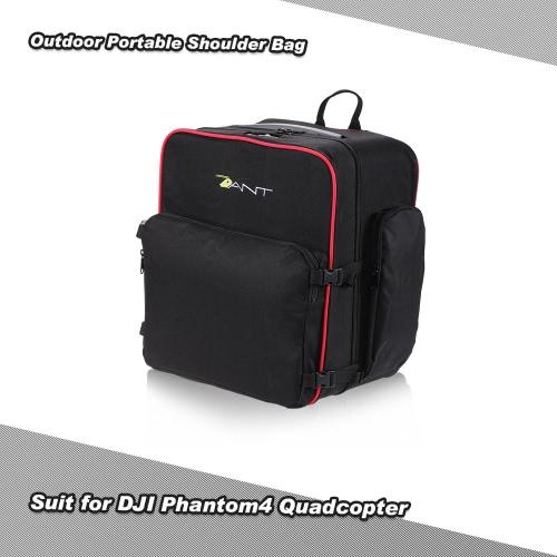 Bolsa de hombro portable de nylon al aire libre para DJI Phantom 4 Quadcopter