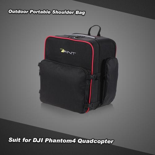 Outdoor Portable Nylon Shoulder Bag for DJI Phantom 4 Quadcopter