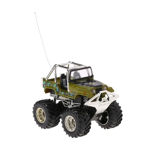 Original Create Toys NO.8013C 4CH 27Mhz 1/43 High Speed Electric Off-road RC Car