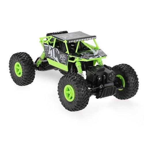 JJRC NO.Q22 1/18 2.4G 4WD RTR Rock Crawler RC Car