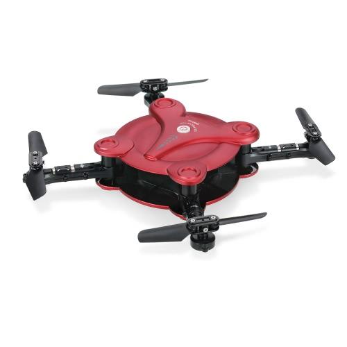 FQ777 FQ17W 6-osiowy Gyro Mini Wifi FPV składany czujnik G, kieszonkowy kieszonkowy z 0.3MP wysokością kamery, trzymaj Quadcopter